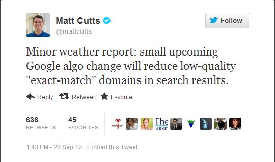 Matt Cuts