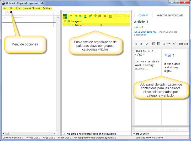 keyword-organizer-interfaz-interna